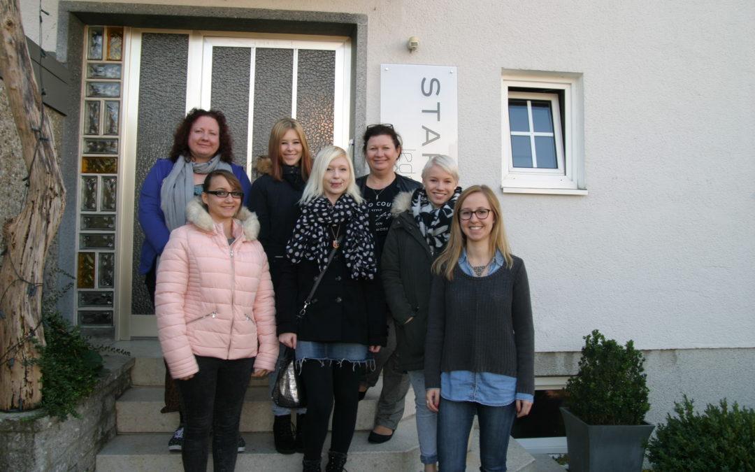 Firmenbesuch –  Regens-Wagner-Berufsschule im Haus
