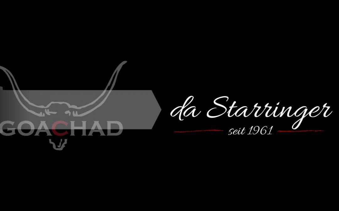 "GOACHAD ist jetzt ""da Starringer"""