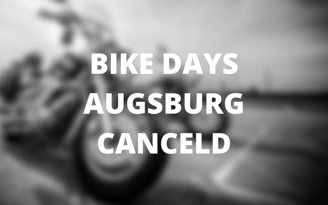 Bike Days Augsburg 2020