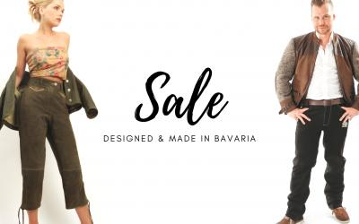 SALE – DESIGNED & MADE IN BAVARIA