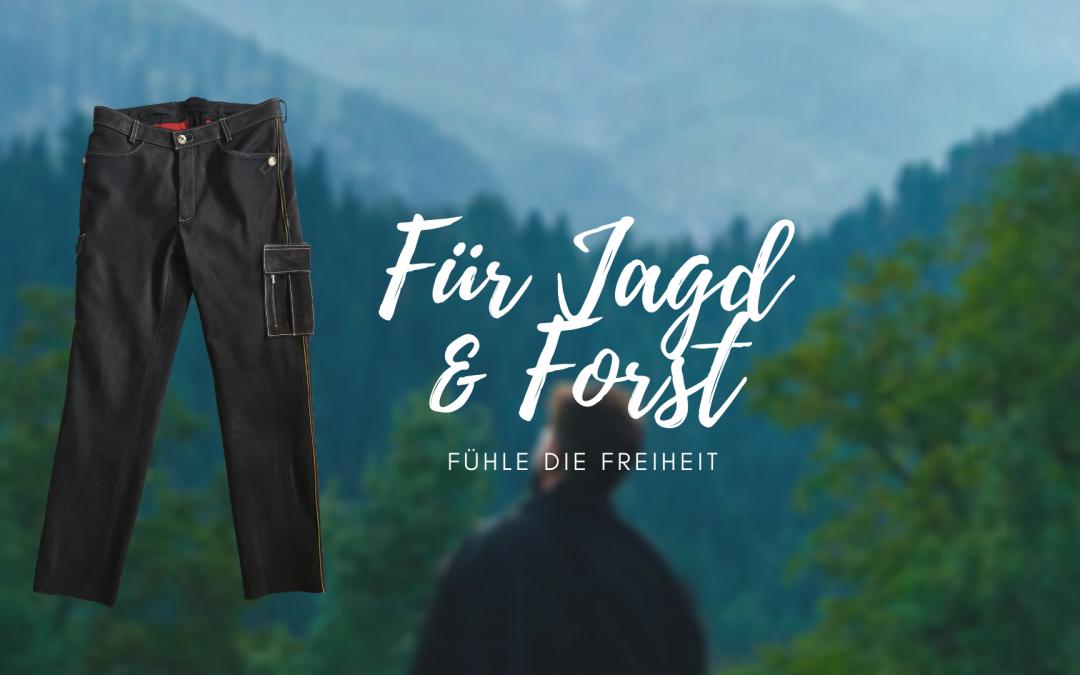 Für Jagd und Forst