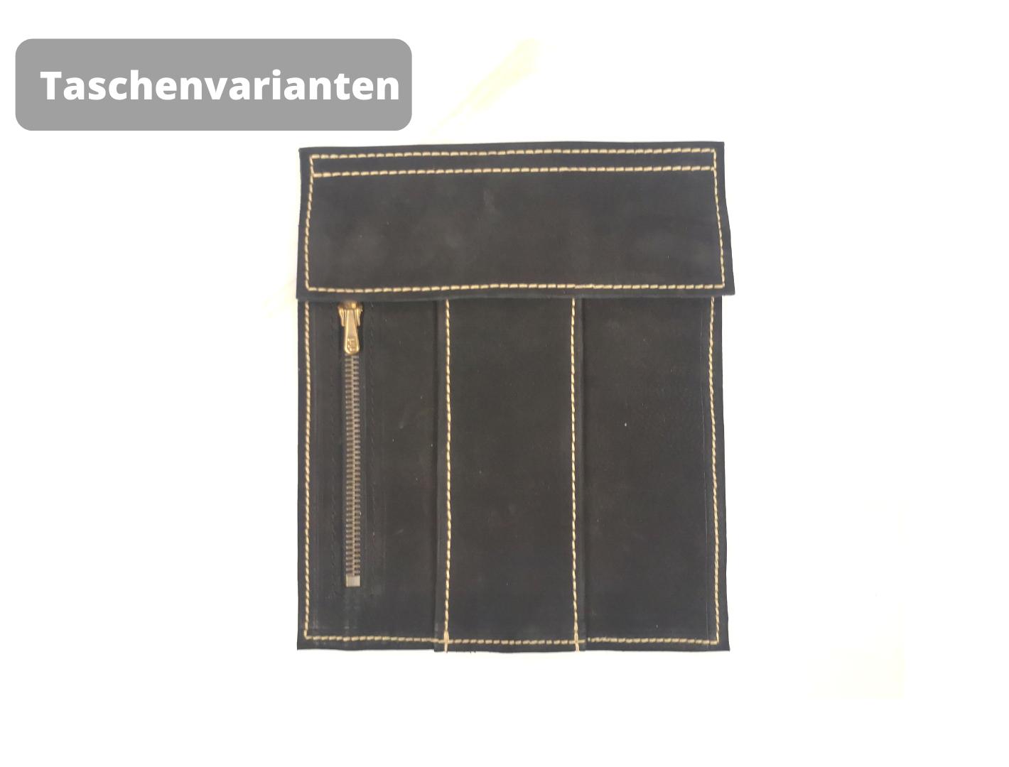 Taschenvariante Lederhose