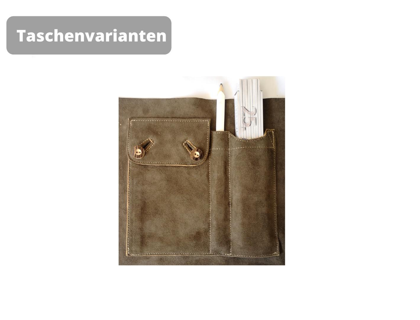 Taschenvariante Lederhose (10)